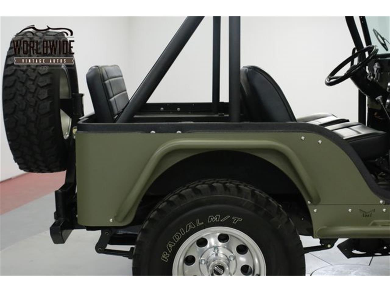 Large Picture of Classic 1973 CJ5 - $18,900.00 Offered by Worldwide Vintage Autos - Q4O6