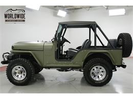 Picture of '73 CJ5 located in Colorado - $18,900.00 Offered by Worldwide Vintage Autos - Q4O6
