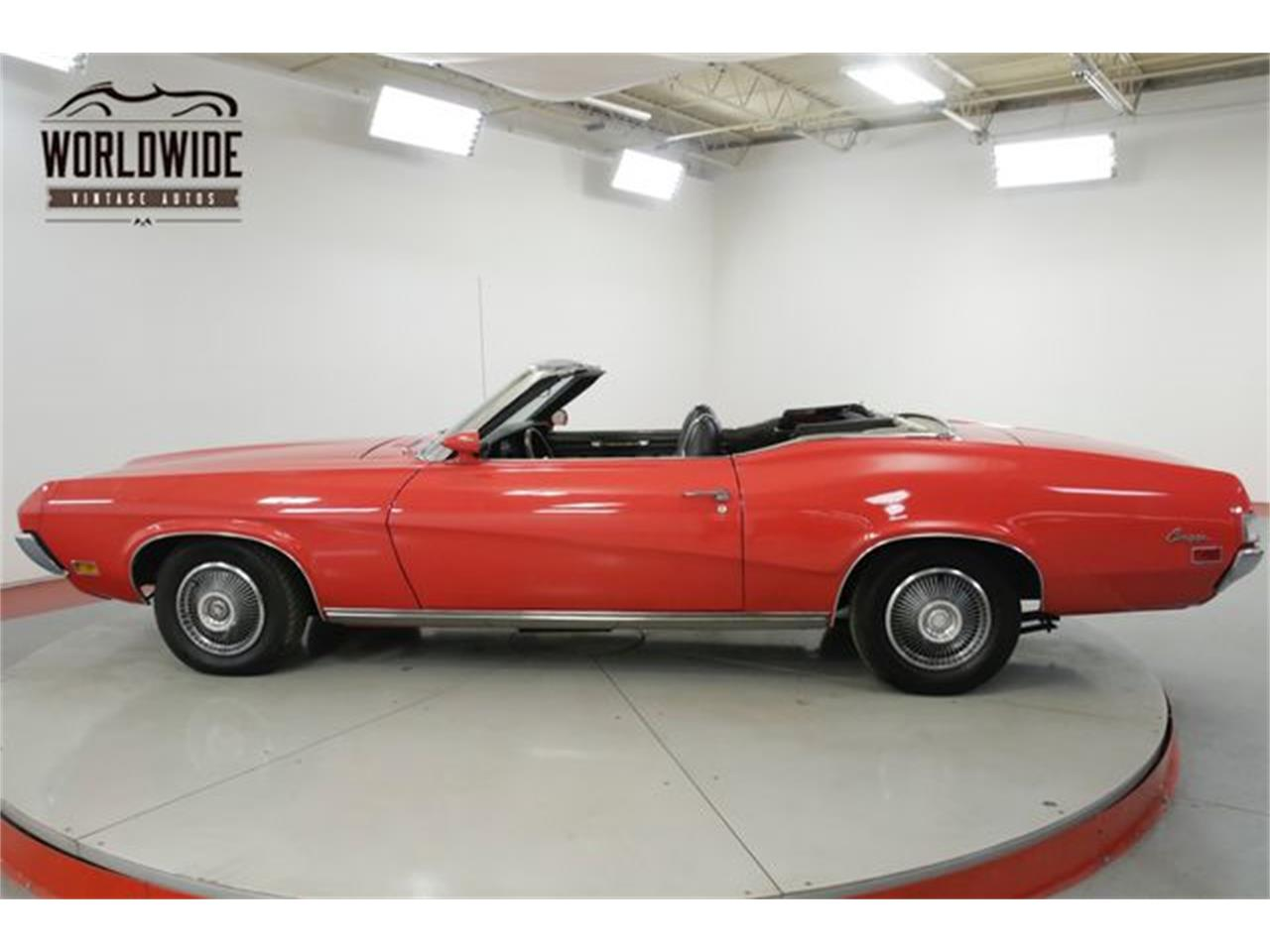 Large Picture of '70 Cougar - Q4O7