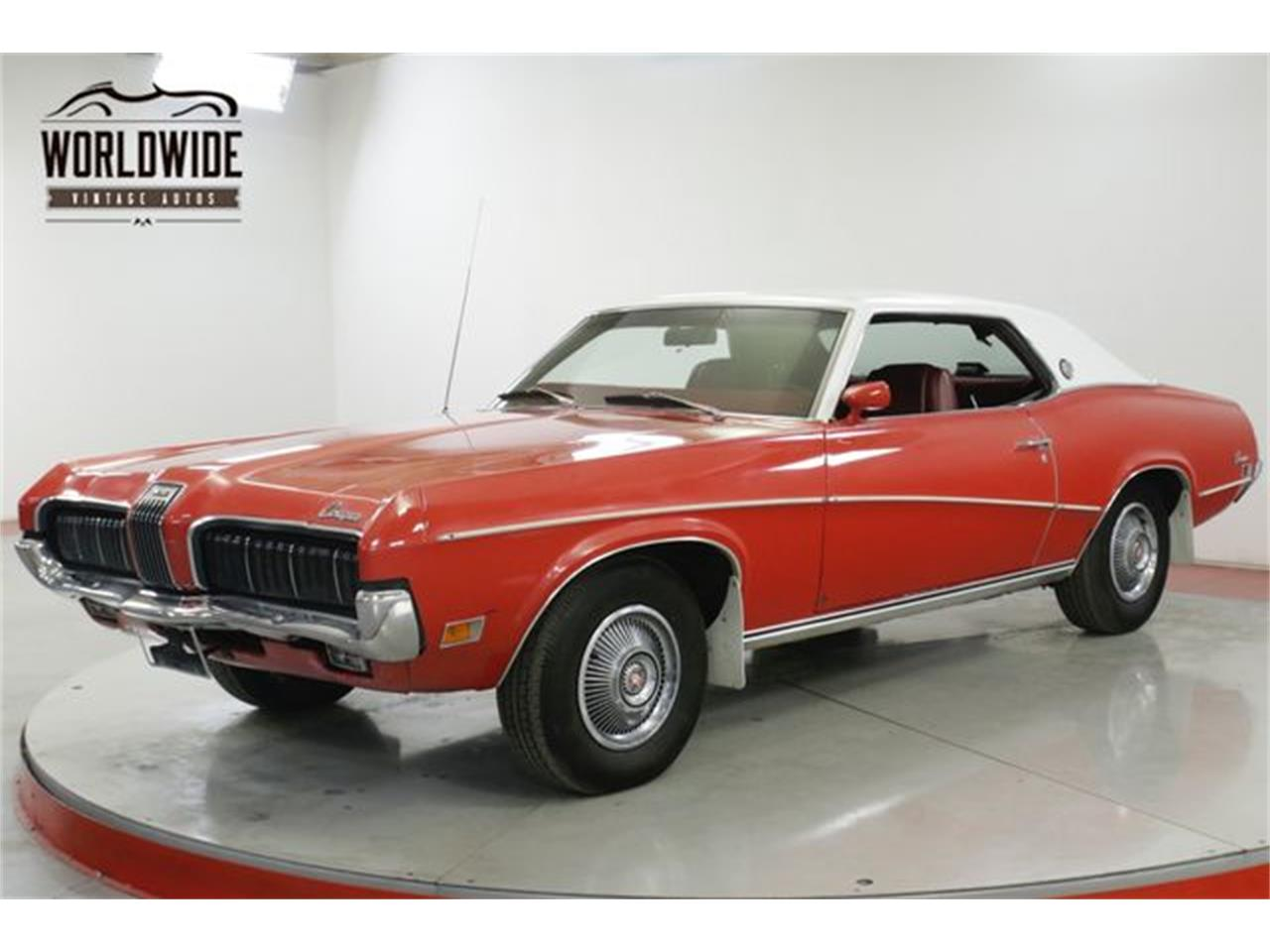 Large Picture of Classic 1970 Cougar XR7 located in Colorado - $14,900.00 Offered by Worldwide Vintage Autos - Q4OB