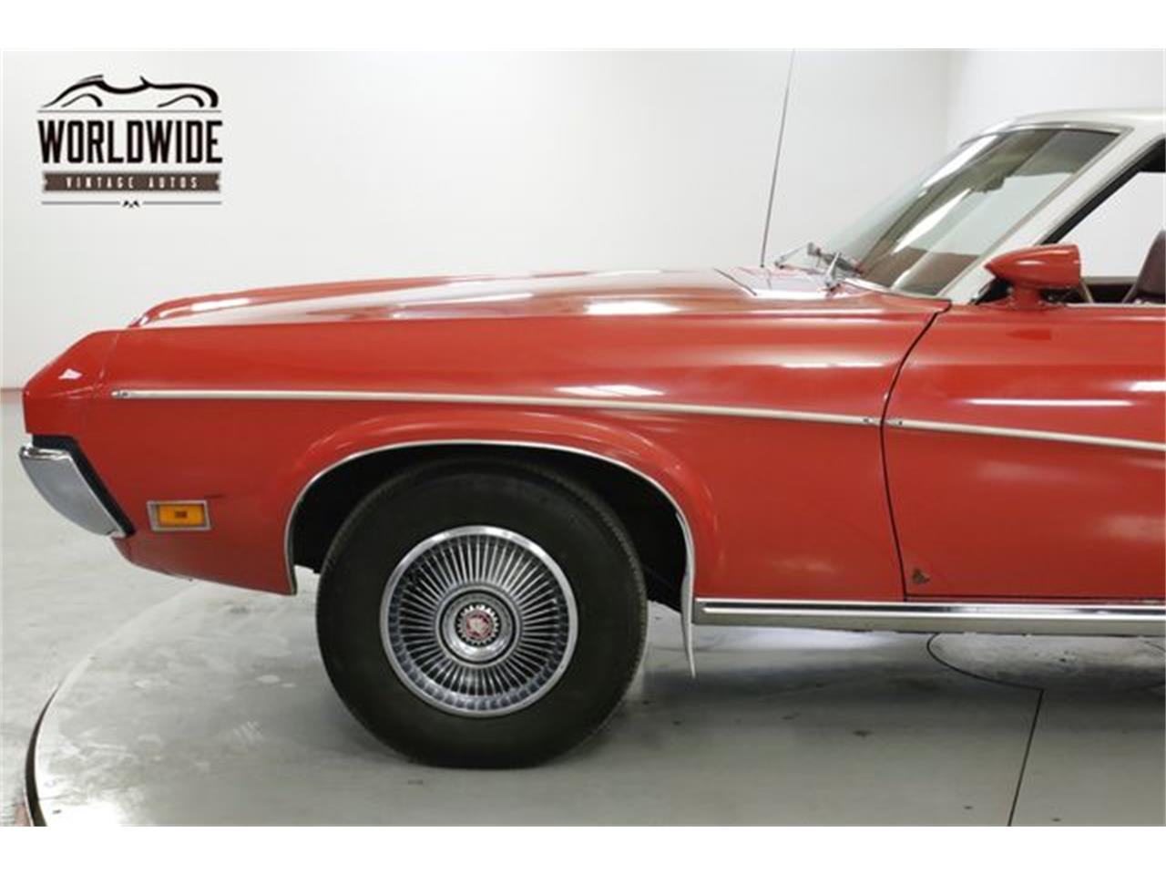 Large Picture of Classic 1970 Mercury Cougar XR7 - $14,900.00 - Q4OB