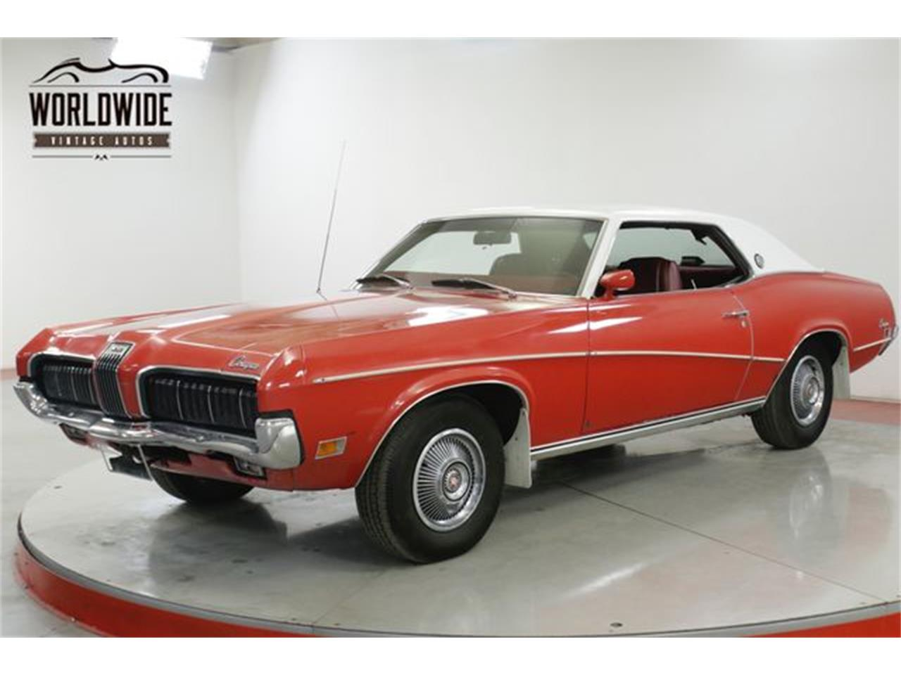 Large Picture of 1970 Mercury Cougar XR7 located in Colorado - $14,900.00 - Q4OB