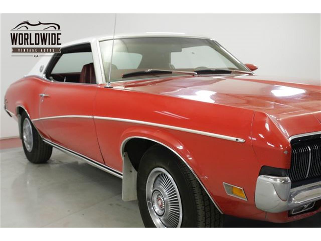 Large Picture of Classic 1970 Cougar XR7 located in Denver  Colorado - Q4OB