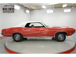 Picture of '70 Cougar XR7 located in Colorado Offered by Worldwide Vintage Autos - Q4OB