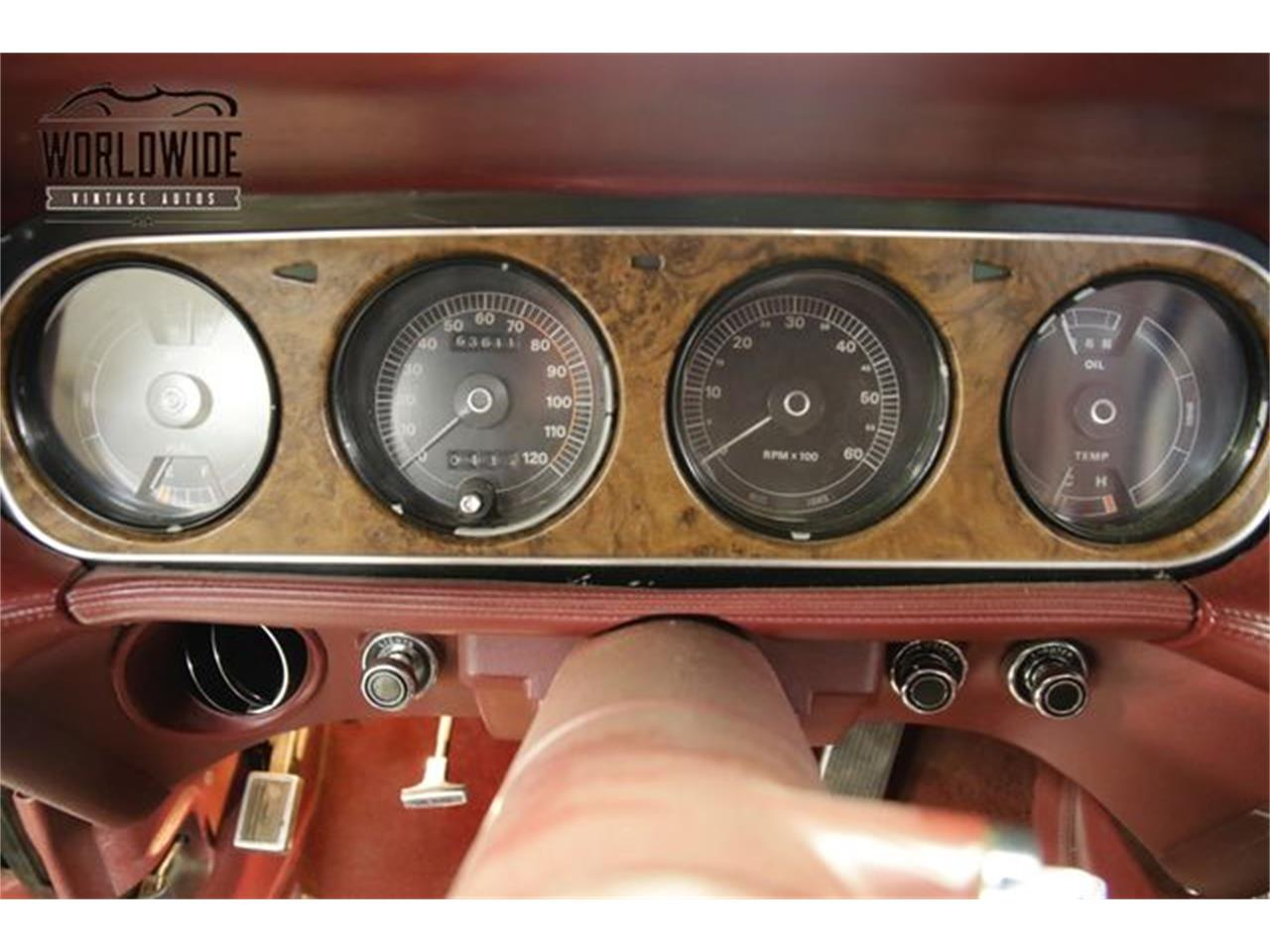 Large Picture of '70 Mercury Cougar XR7 - $14,900.00 - Q4OB