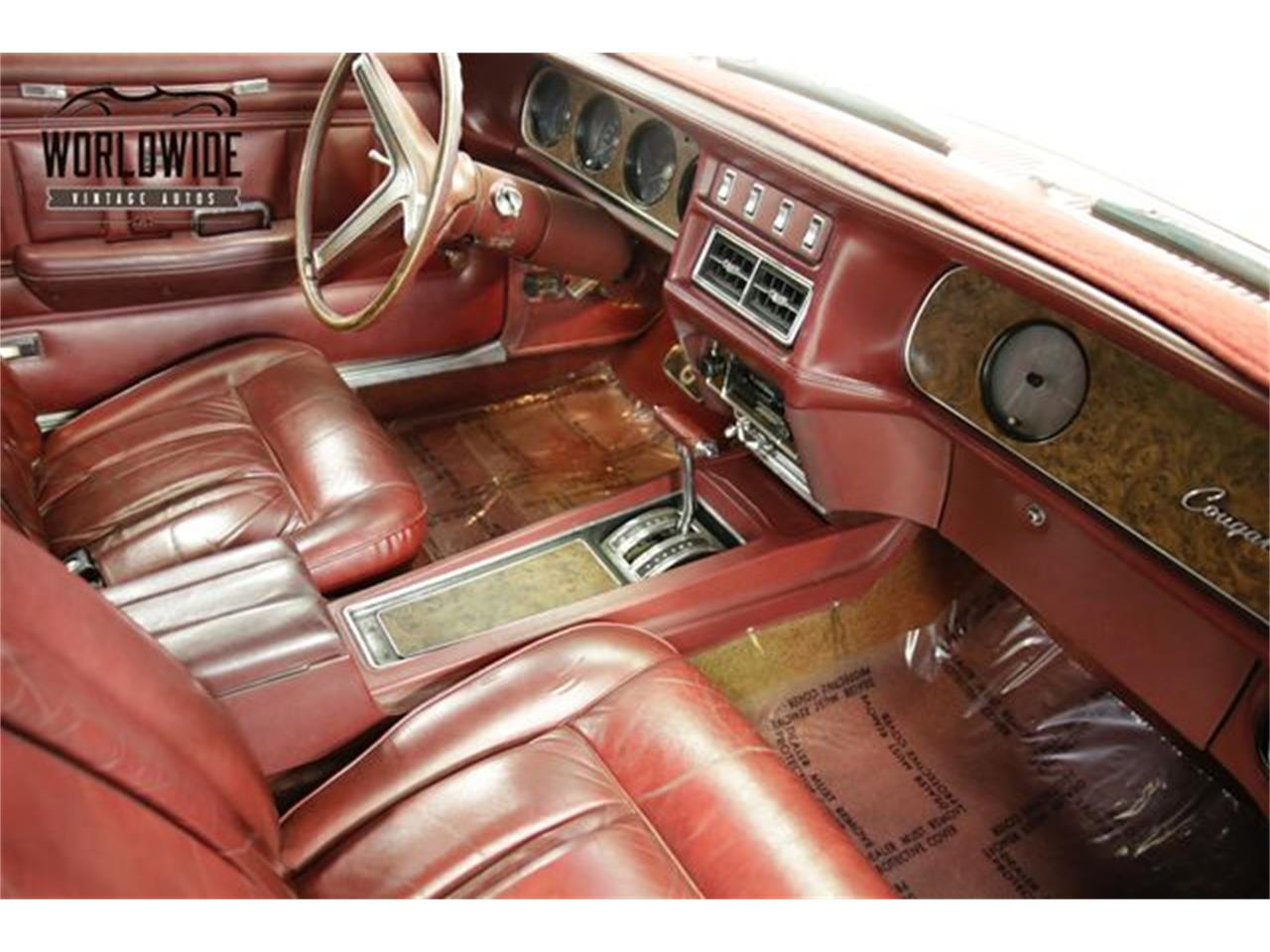 Large Picture of '70 Mercury Cougar XR7 located in Colorado - $14,900.00 - Q4OB