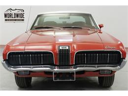 Picture of Classic '70 Mercury Cougar XR7 Offered by Worldwide Vintage Autos - Q4OB