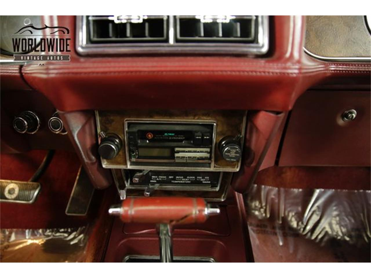 Large Picture of '70 Cougar XR7 located in Denver  Colorado - $14,900.00 Offered by Worldwide Vintage Autos - Q4OB
