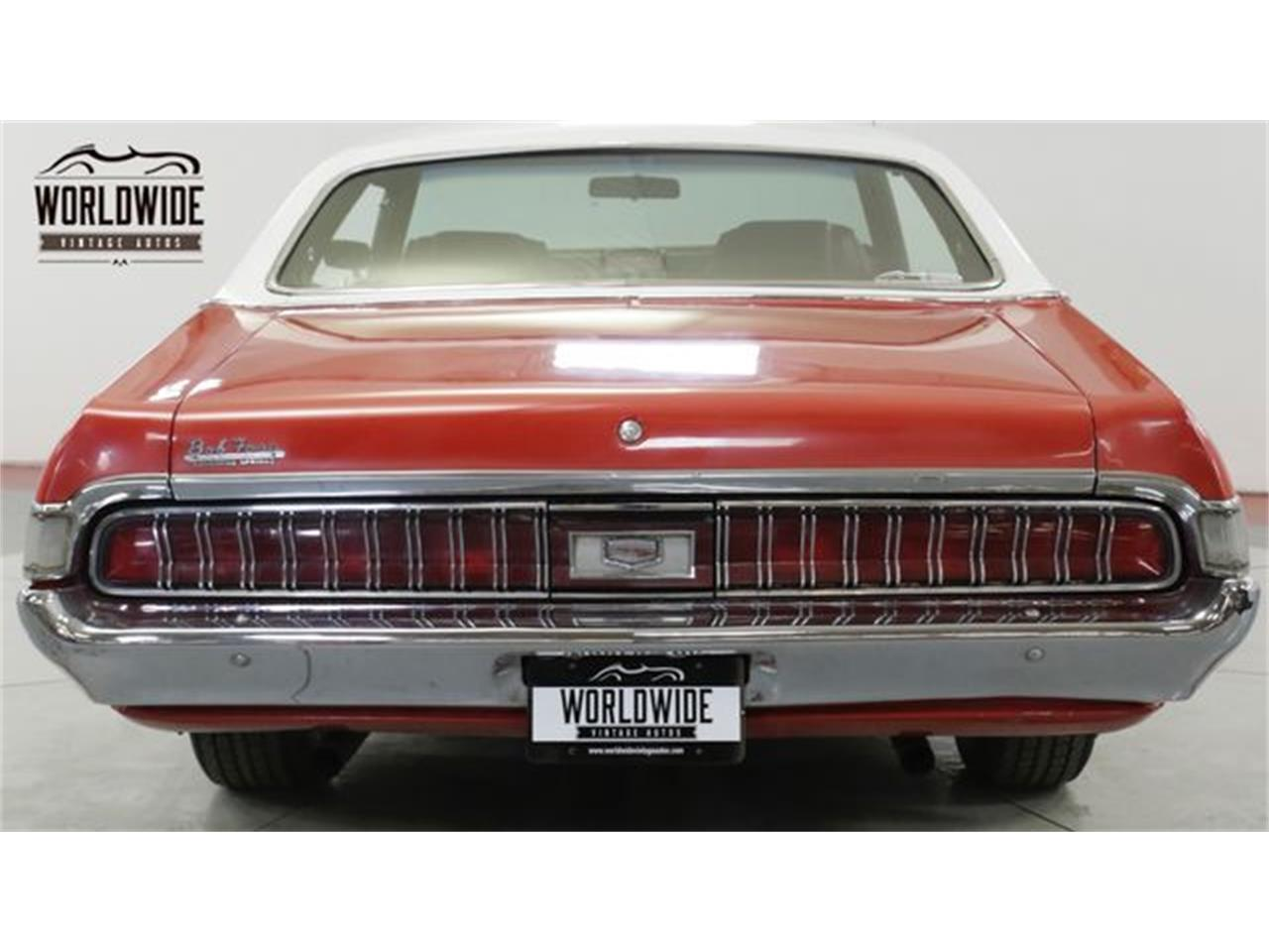 Large Picture of 1970 Mercury Cougar XR7 Offered by Worldwide Vintage Autos - Q4OB