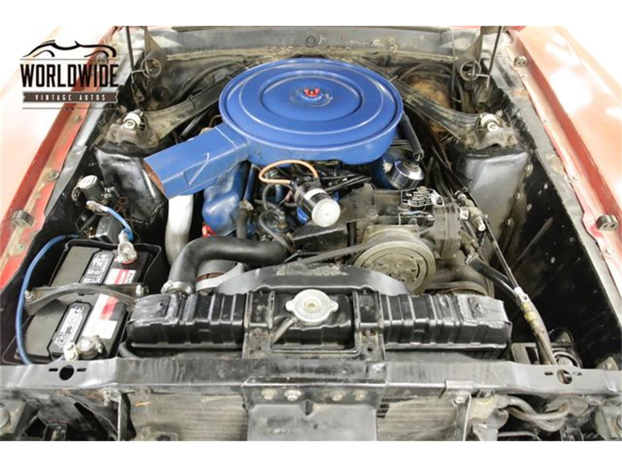 Large Picture of Classic '70 Mercury Cougar XR7 - $14,900.00 Offered by Worldwide Vintage Autos - Q4OB