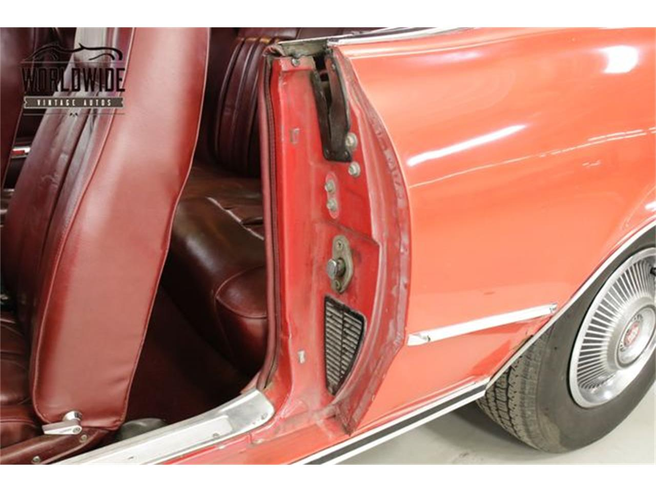 Large Picture of 1970 Mercury Cougar XR7 - $14,900.00 - Q4OB