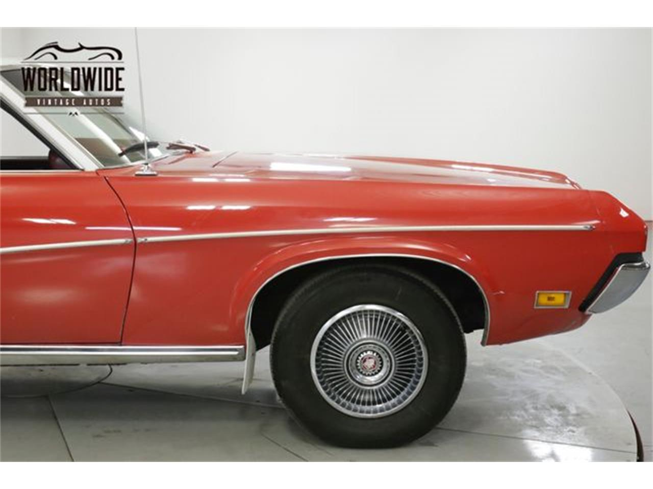 Large Picture of Classic 1970 Mercury Cougar XR7 - $14,900.00 Offered by Worldwide Vintage Autos - Q4OB