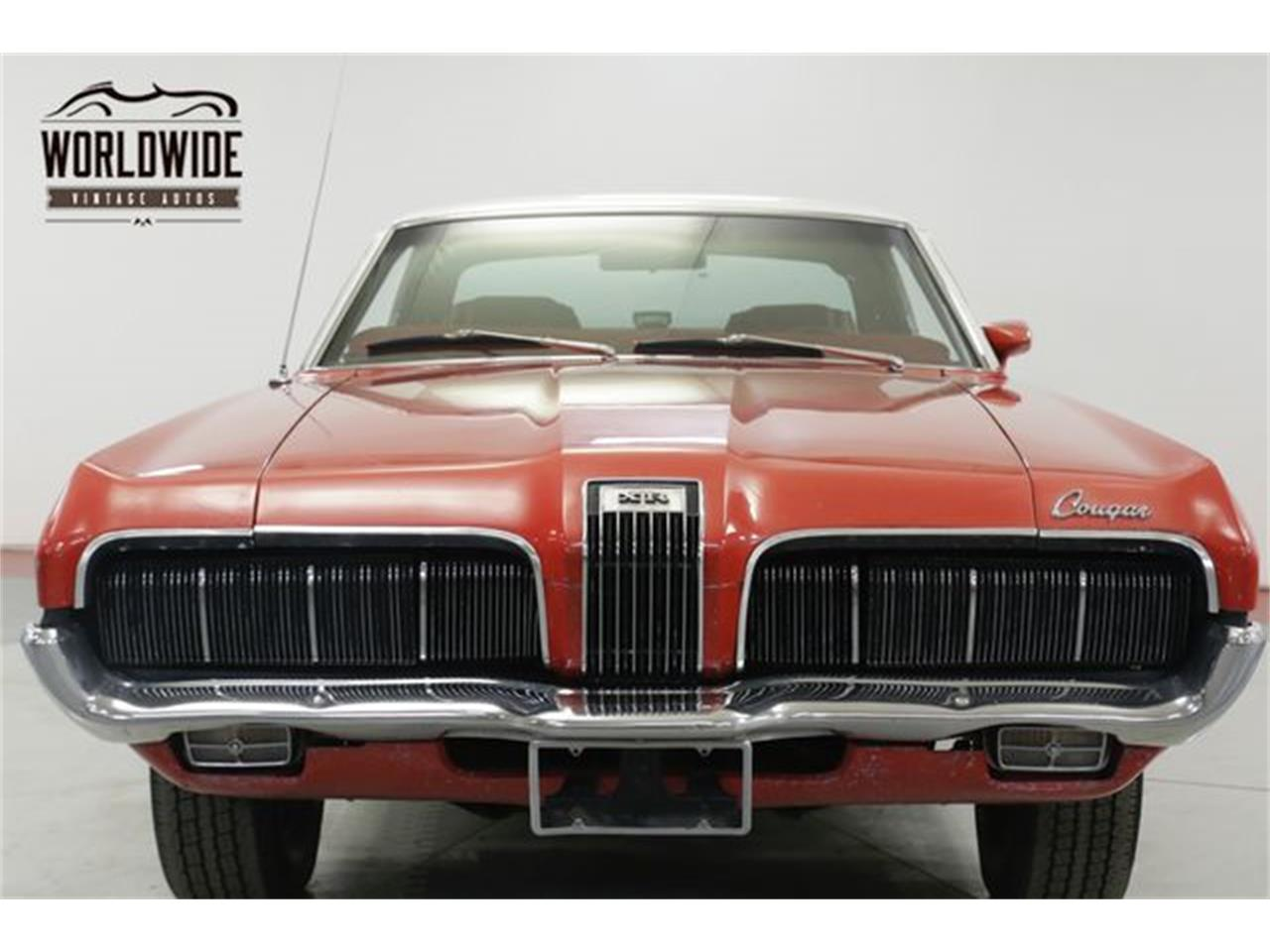 Large Picture of Classic '70 Cougar XR7 Offered by Worldwide Vintage Autos - Q4OB