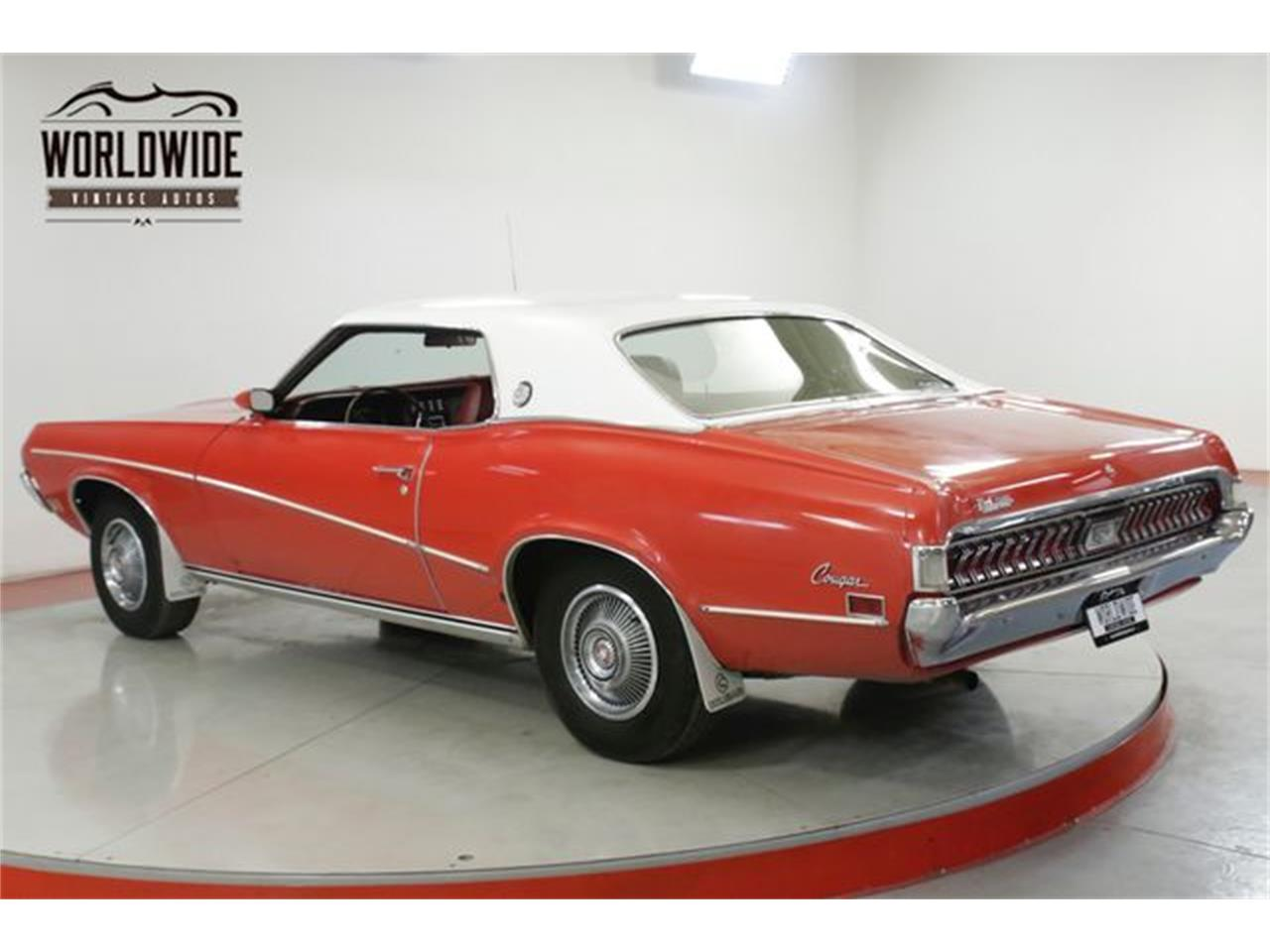 Large Picture of '70 Cougar XR7 - Q4OB