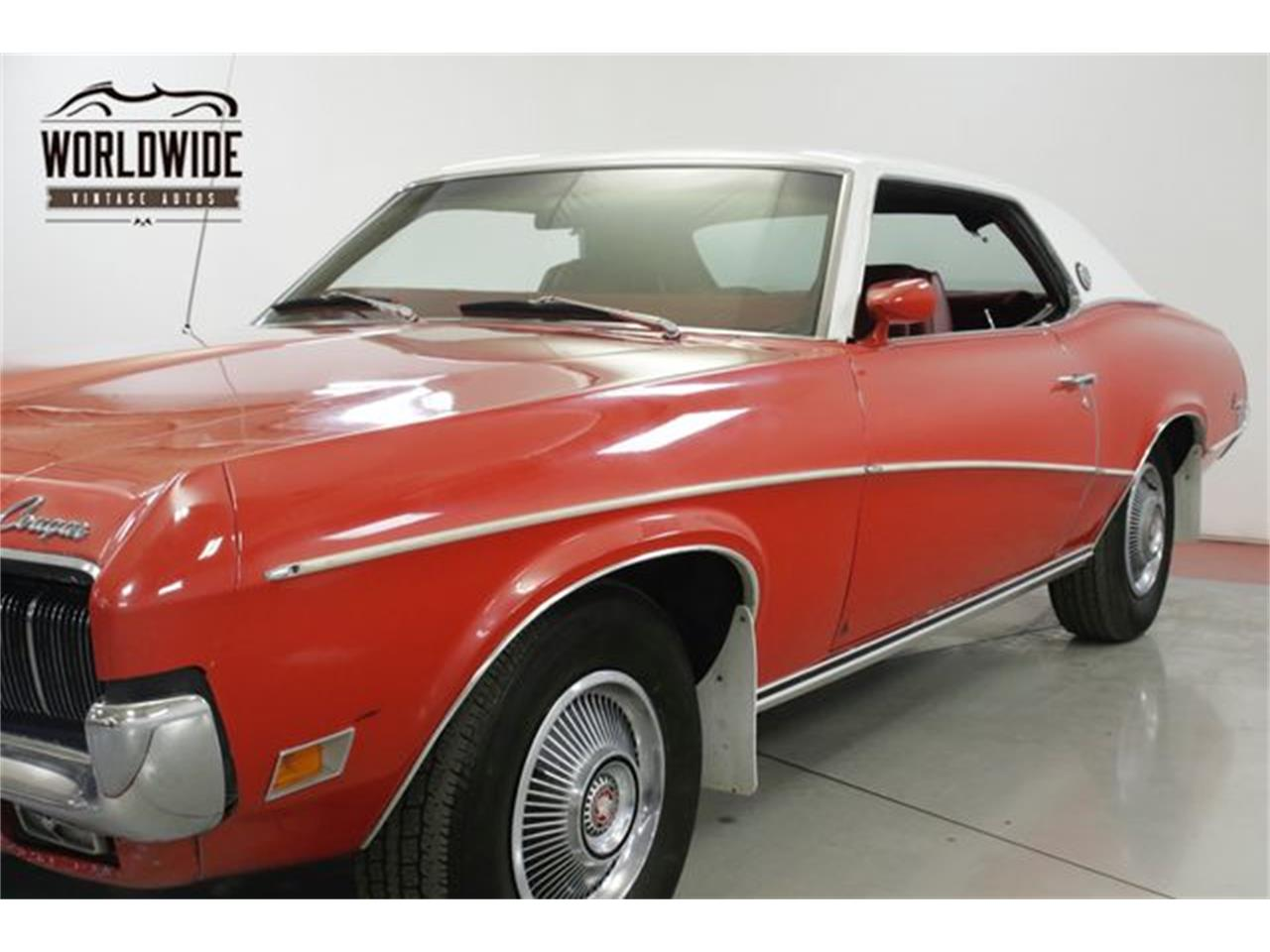 Large Picture of '70 Mercury Cougar XR7 - $14,900.00 Offered by Worldwide Vintage Autos - Q4OB