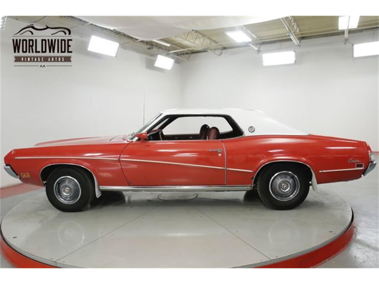 Large Picture of Classic '70 Cougar XR7 - Q4OB