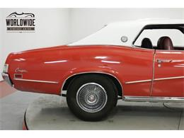 Picture of 1970 Cougar XR7 - $14,900.00 Offered by Worldwide Vintage Autos - Q4OB