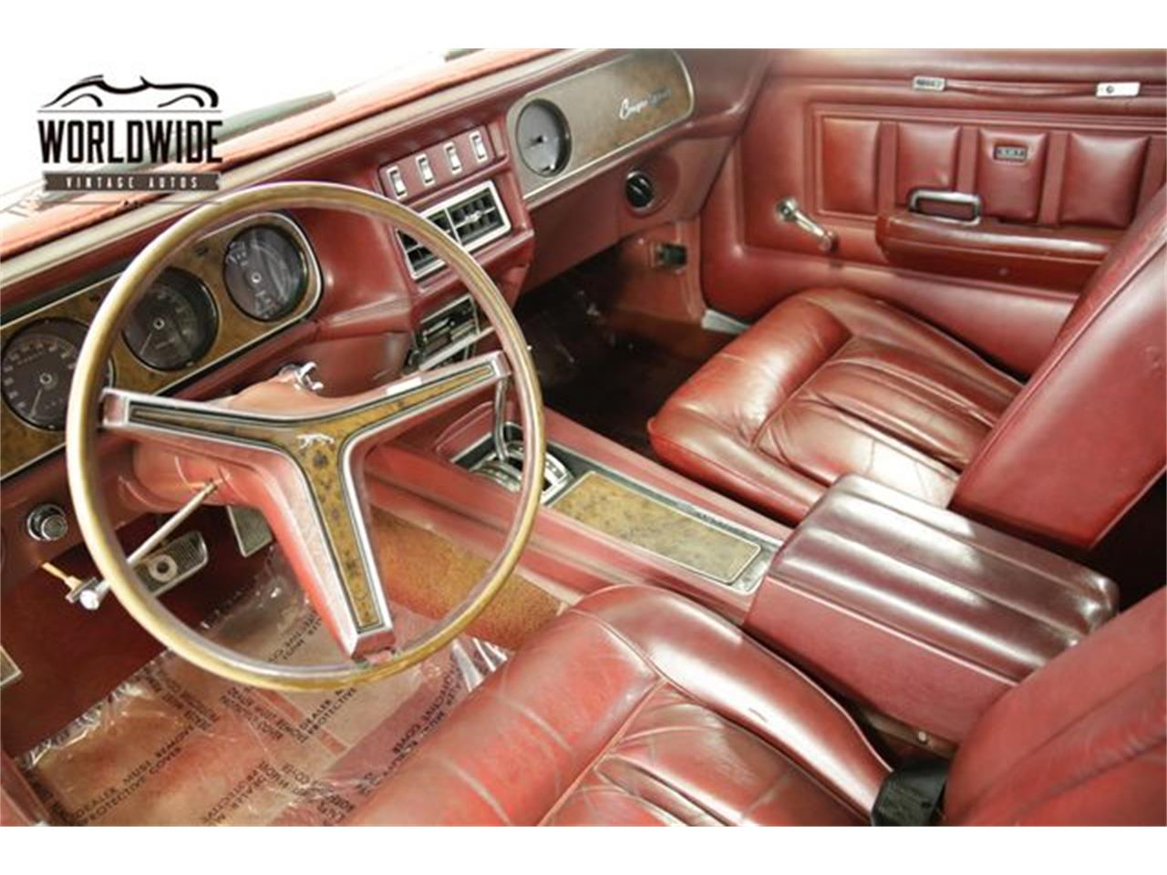 Large Picture of '70 Mercury Cougar XR7 - Q4OB