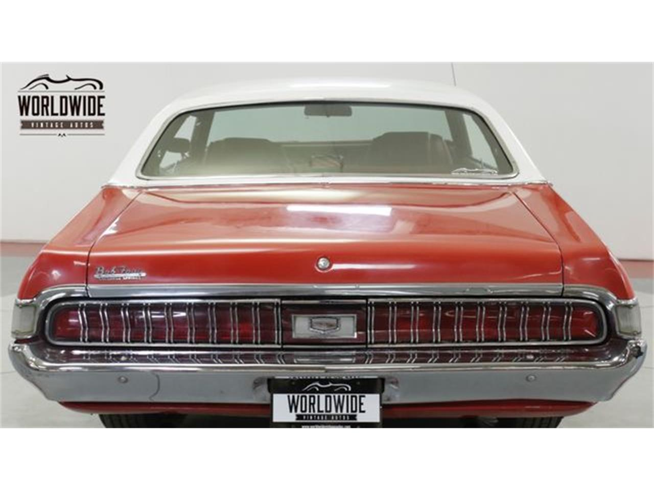 Large Picture of Classic 1970 Cougar XR7 - $14,900.00 - Q4OB