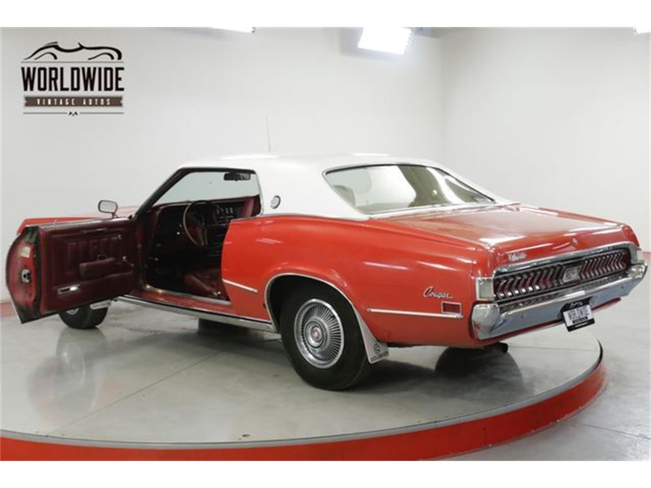 Large Picture of Classic '70 Cougar XR7 located in Denver  Colorado Offered by Worldwide Vintage Autos - Q4OB