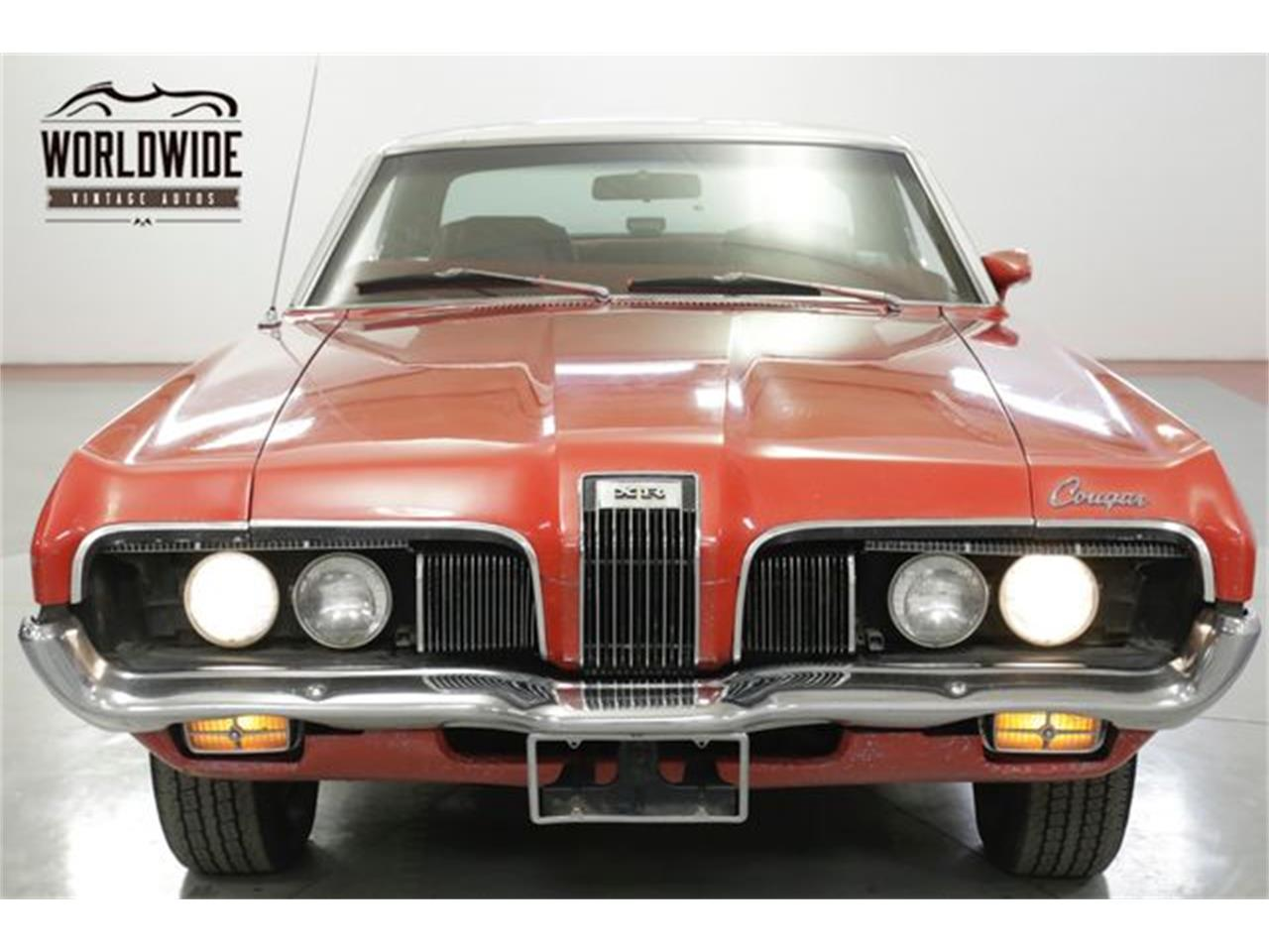 Large Picture of 1970 Cougar XR7 Offered by Worldwide Vintage Autos - Q4OB