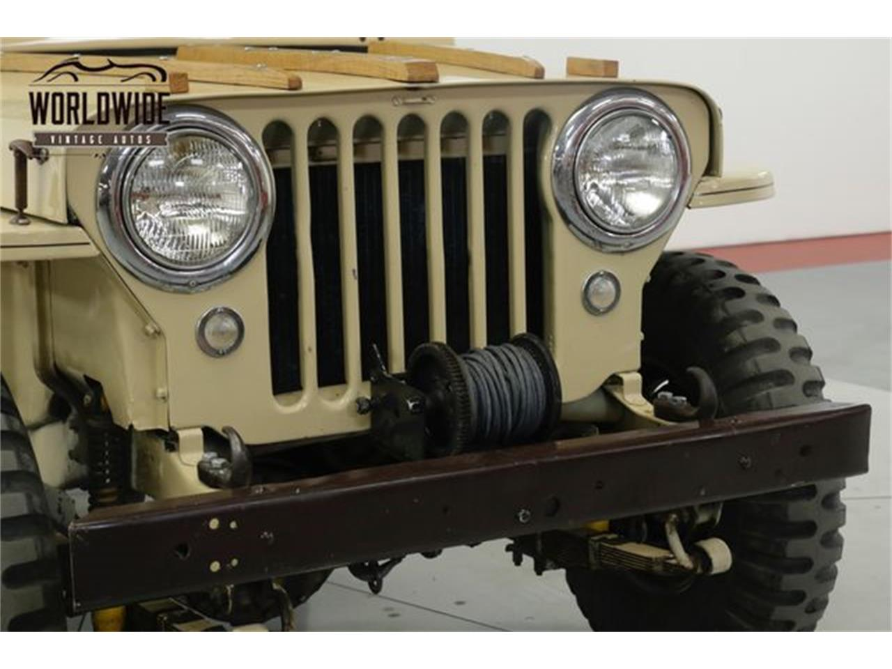 Large Picture of '51 Willys - Q4OE