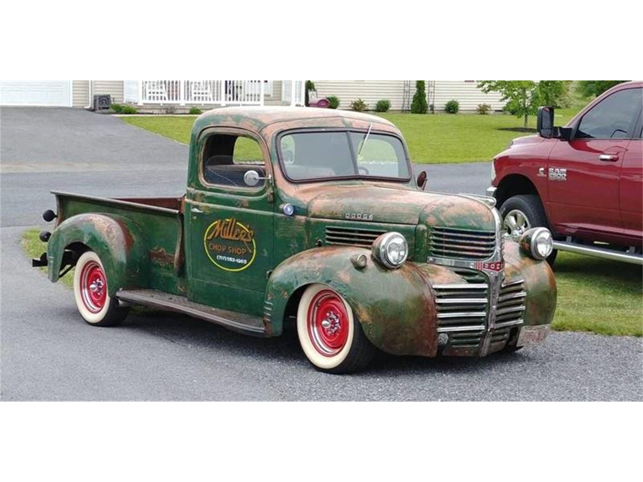 Large Picture of '46 Pickup - Q4OI