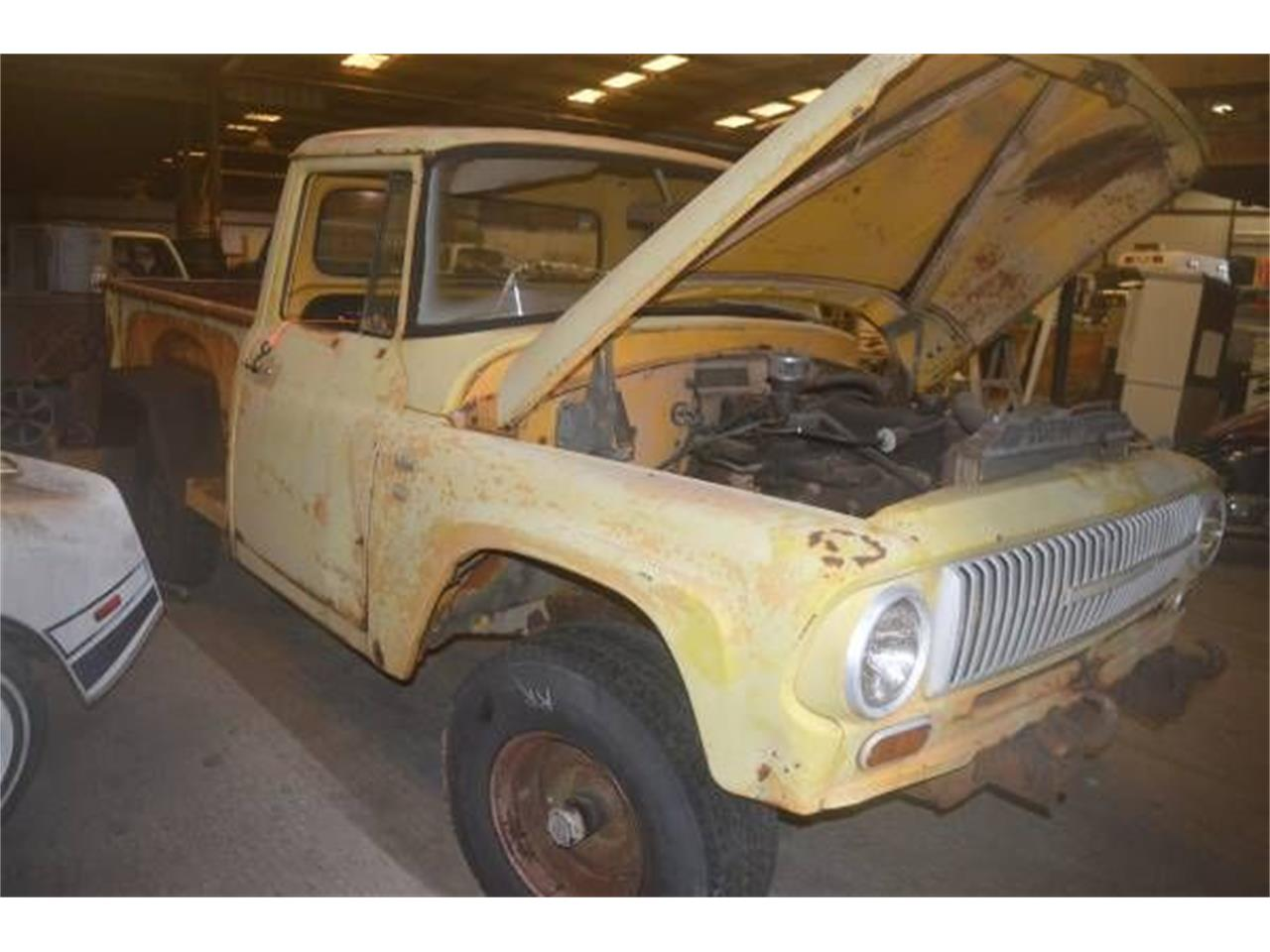 Large Picture of 1966 Harvester located in Michigan - $7,995.00 Offered by Classic Car Deals - Q4OJ