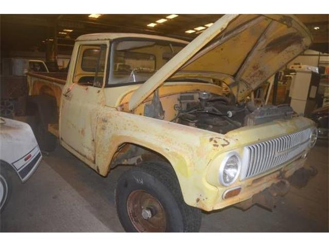Picture of Classic 1966 International Harvester - $7,995.00 Offered by  - Q4OJ