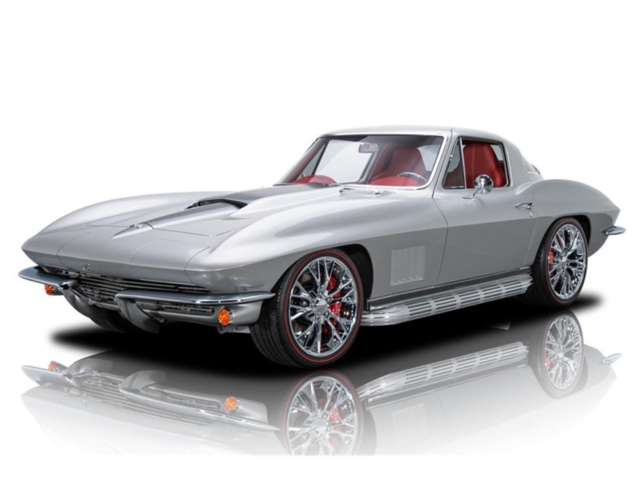 Large Picture of '67 Chevrolet Corvette located in North Carolina - Q4OM