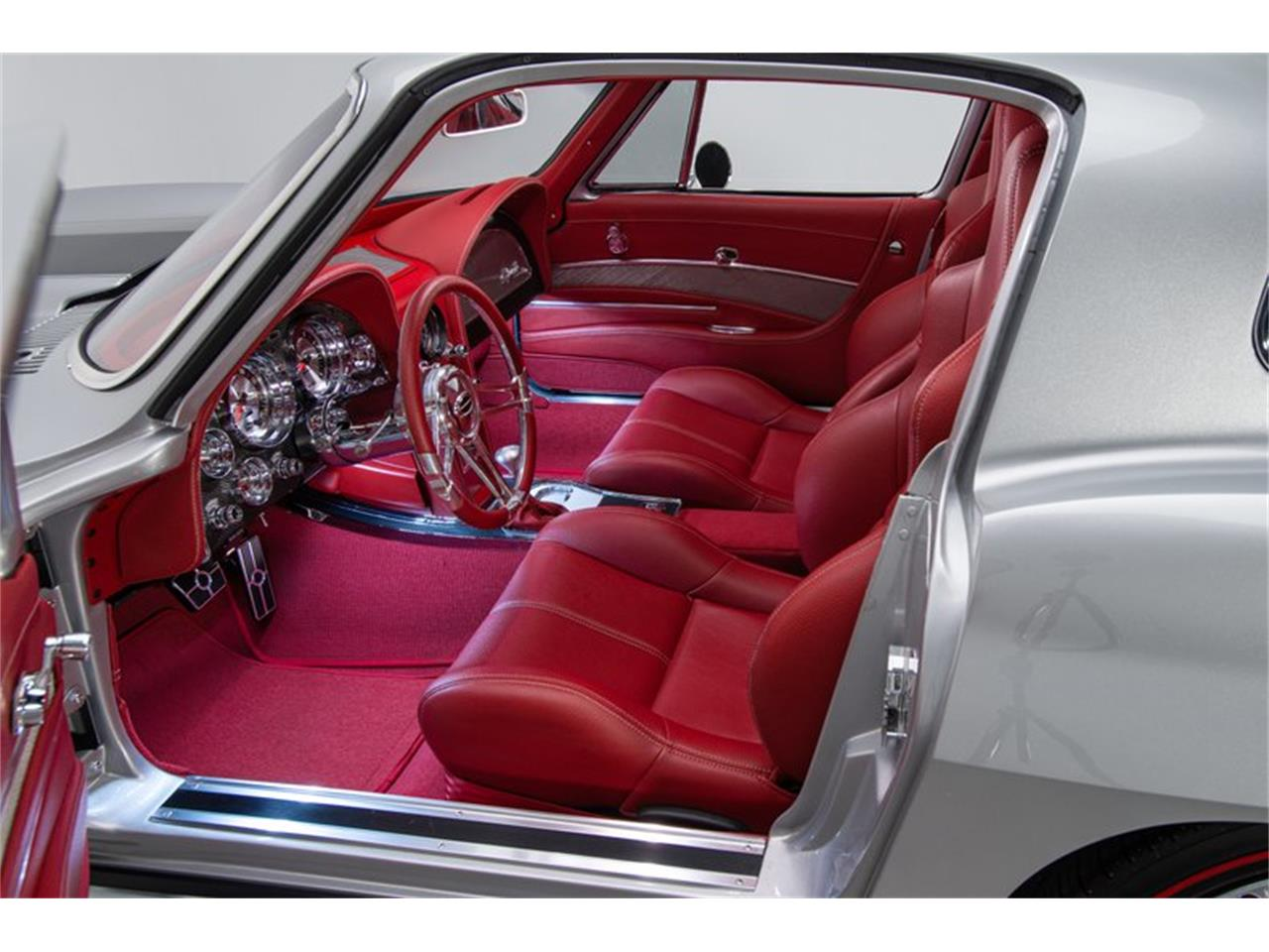 Large Picture of Classic '67 Chevrolet Corvette - $189,900.00 Offered by RK Motors Charlotte - Q4OM
