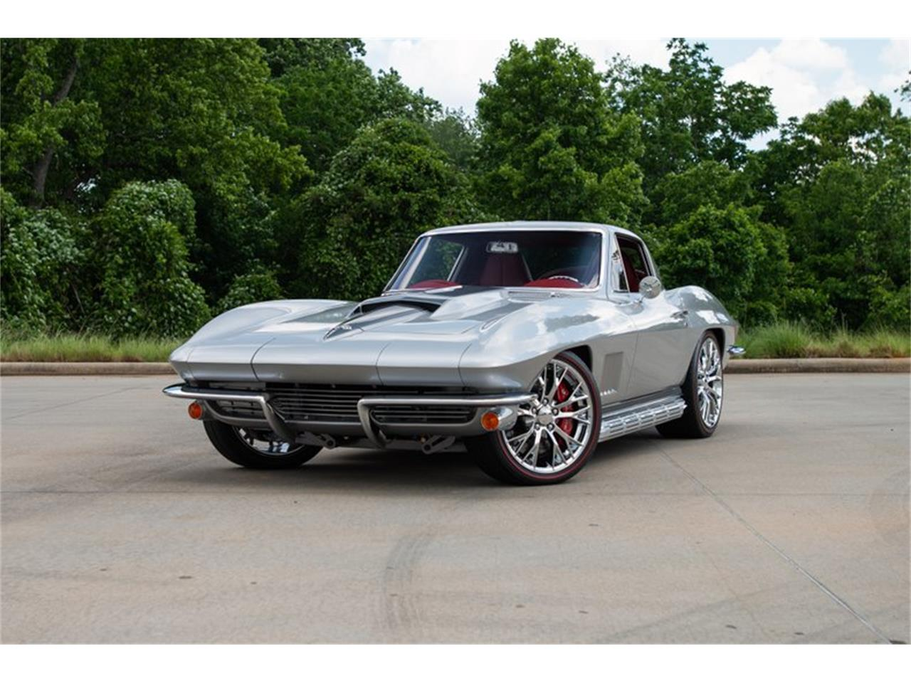 Large Picture of Classic 1967 Chevrolet Corvette located in Charlotte North Carolina - $189,900.00 Offered by RK Motors Charlotte - Q4OM