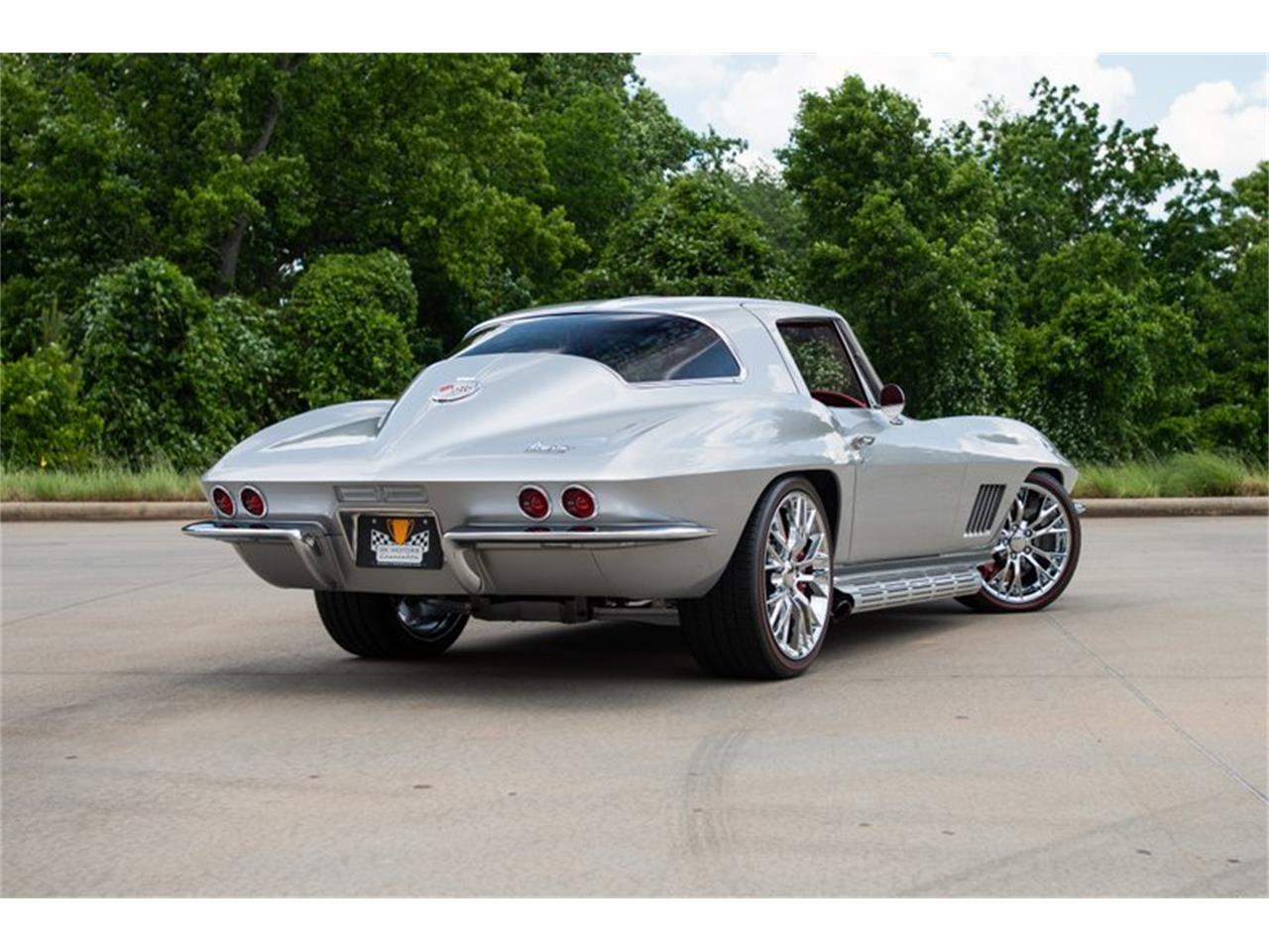 Large Picture of Classic 1967 Corvette located in North Carolina Offered by RK Motors Charlotte - Q4OM