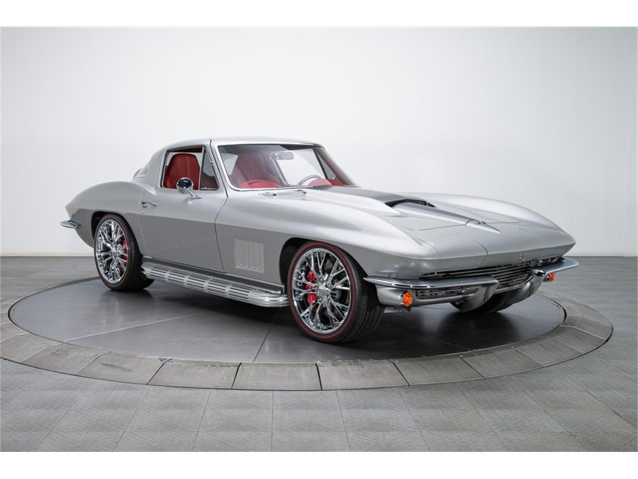 Large Picture of Classic '67 Chevrolet Corvette located in Charlotte North Carolina - $189,900.00 - Q4OM