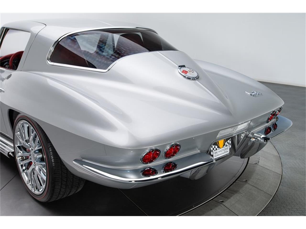 Large Picture of 1967 Corvette Offered by RK Motors Charlotte - Q4OM
