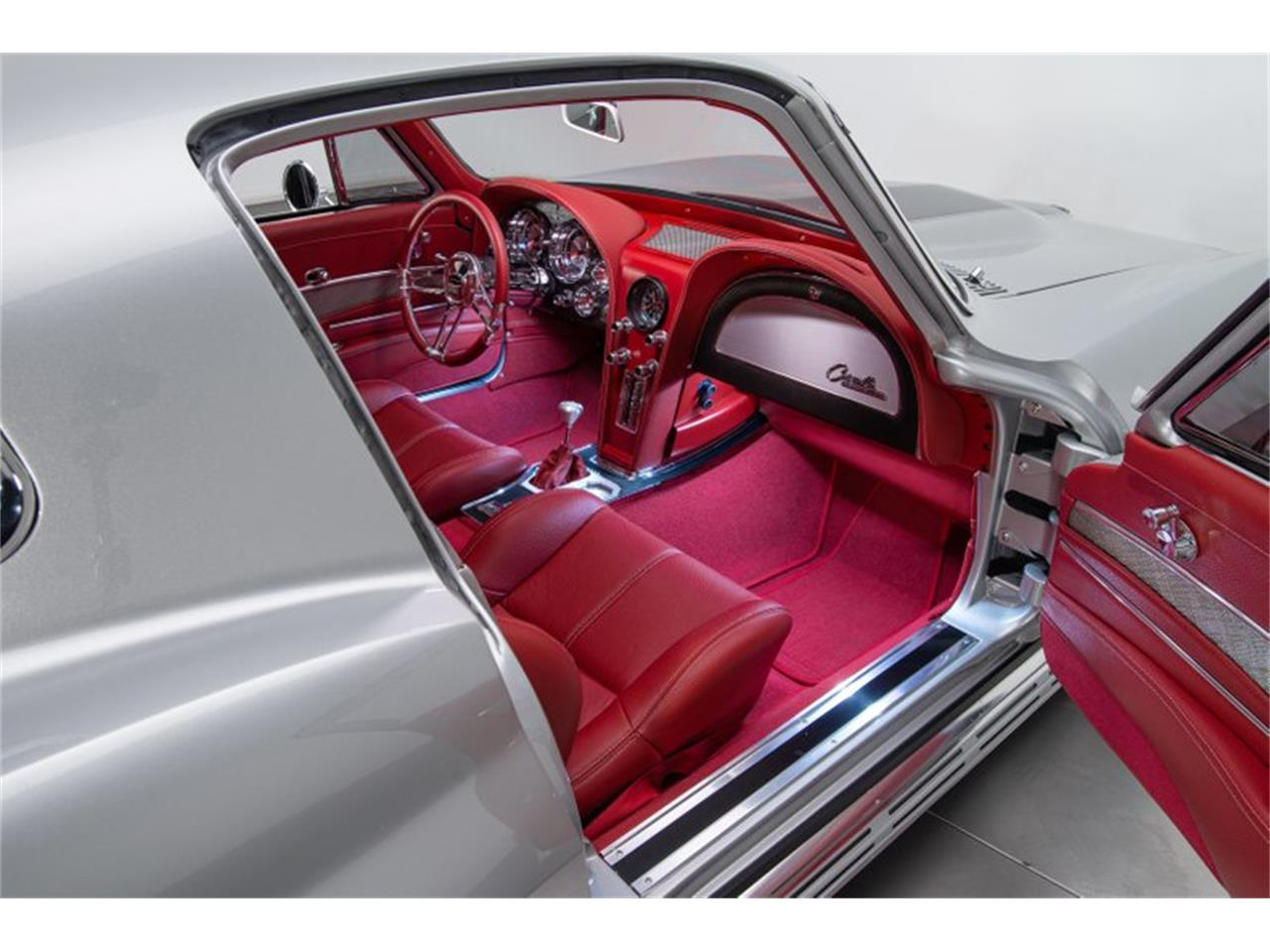 Large Picture of Classic 1967 Chevrolet Corvette - $189,900.00 Offered by RK Motors Charlotte - Q4OM