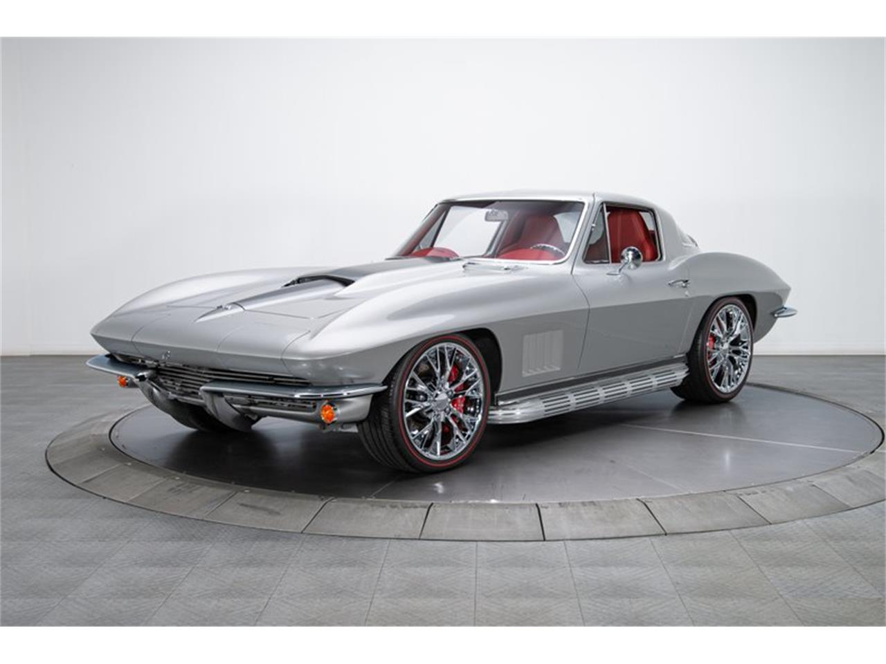 Large Picture of Classic '67 Chevrolet Corvette Offered by RK Motors Charlotte - Q4OM
