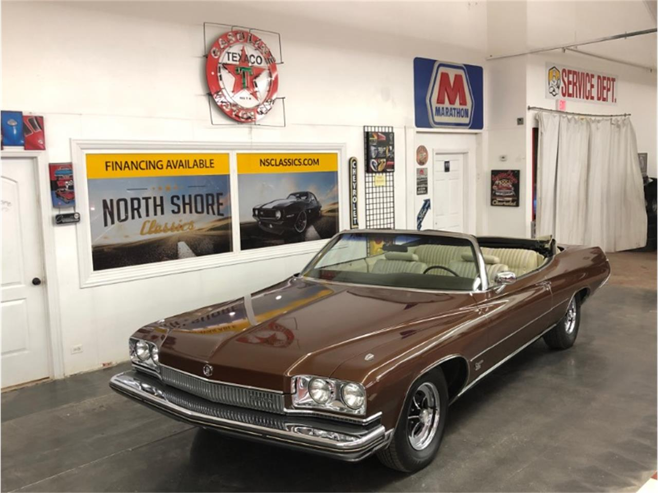 Large Picture of '73 Buick Centurion Offered by North Shore Classics - Q4OZ