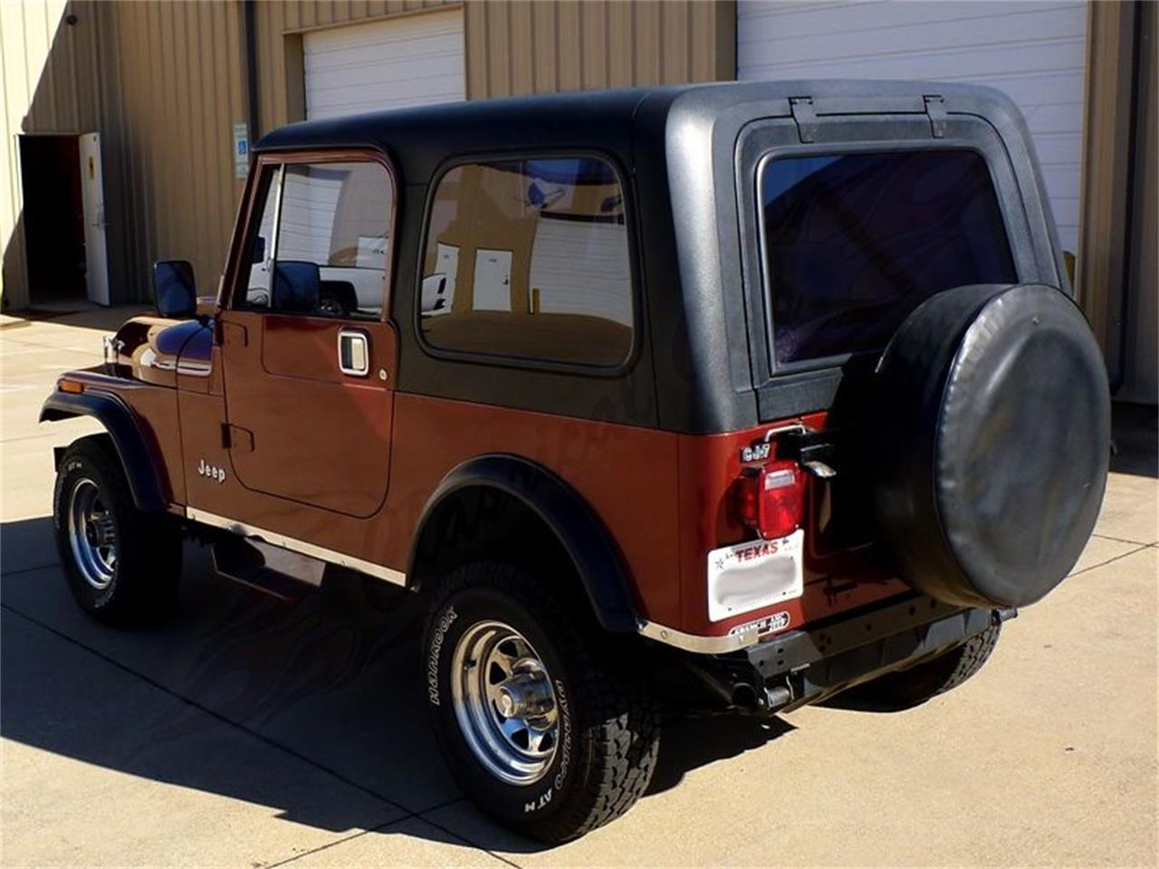 Large Picture of '85 CJ7 - Q4PF