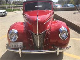 Picture of Classic '40 Ford Deluxe located in Minnesota Offered by Classic Rides and Rods - Q4PG