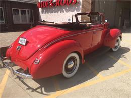 Picture of Classic 1940 Ford Deluxe located in Minnesota - $43,500.00 - Q4PG