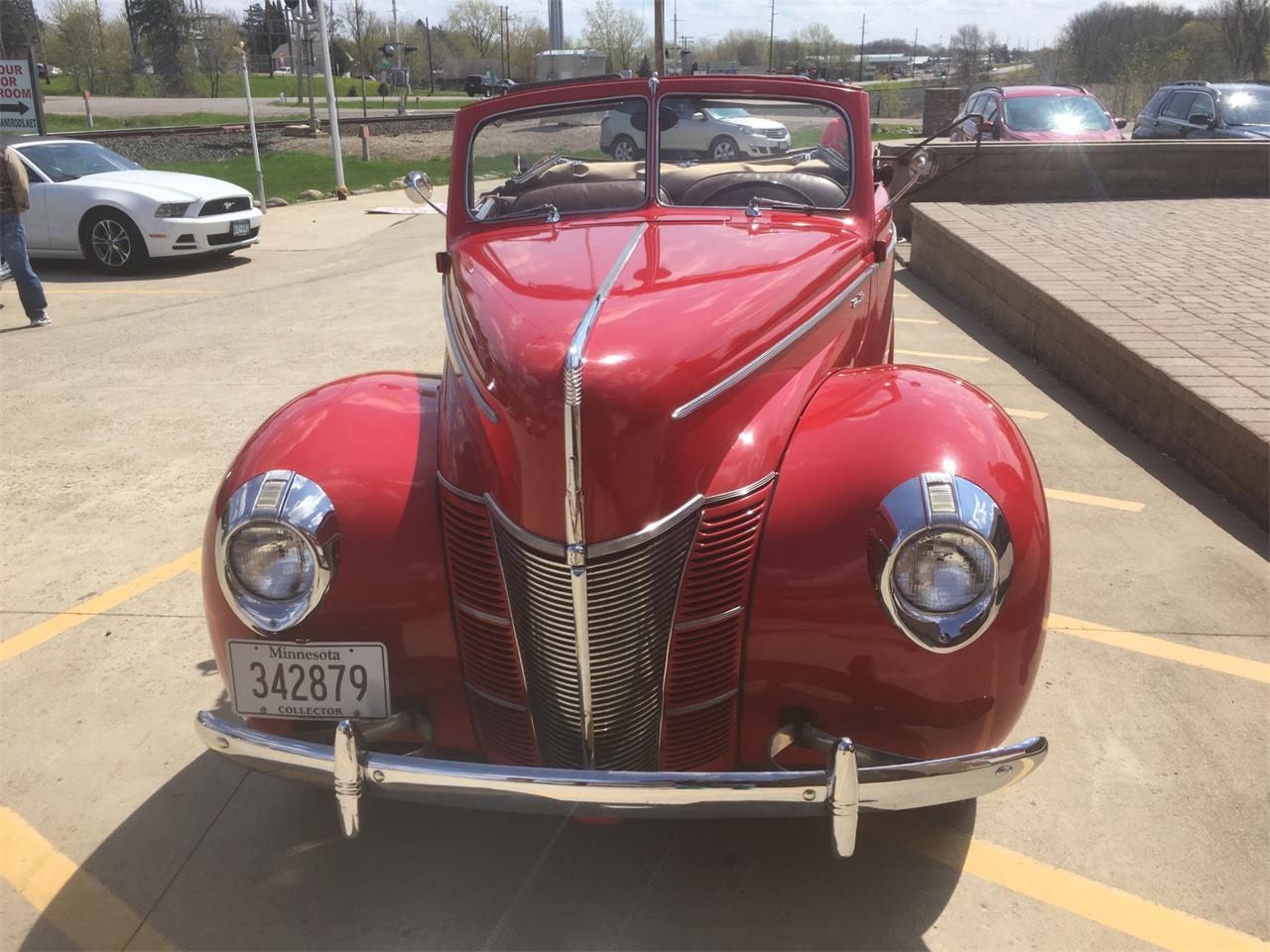 Large Picture of 1940 Ford Deluxe located in Minnesota - $43,500.00 Offered by Classic Rides and Rods - Q4PG