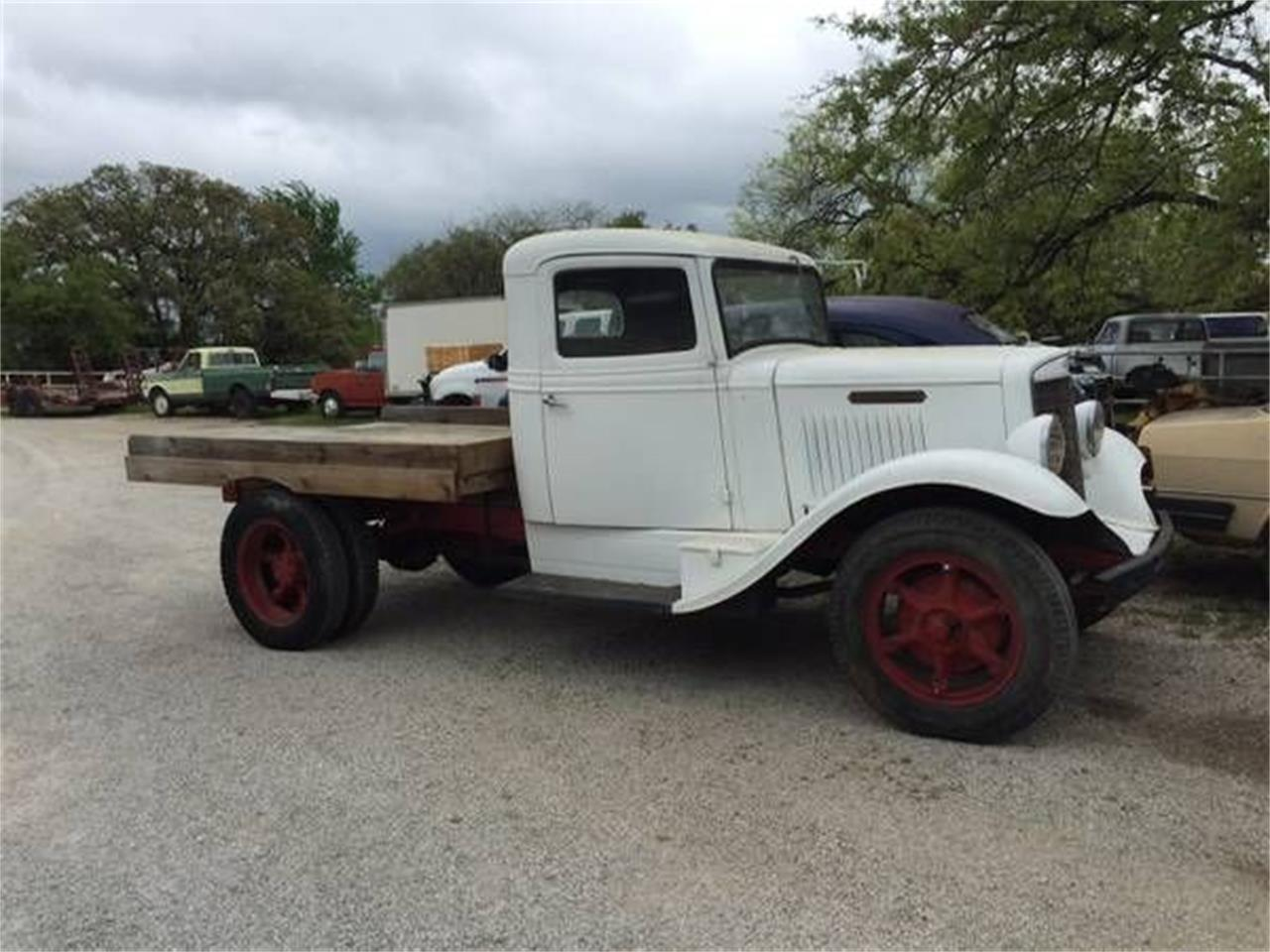 Large Picture of '36 Truck - Q4PJ