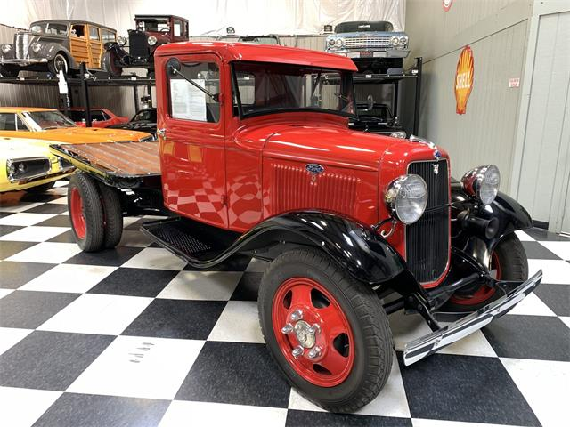 Picture of '34 Flatbed Truck - Q4PL