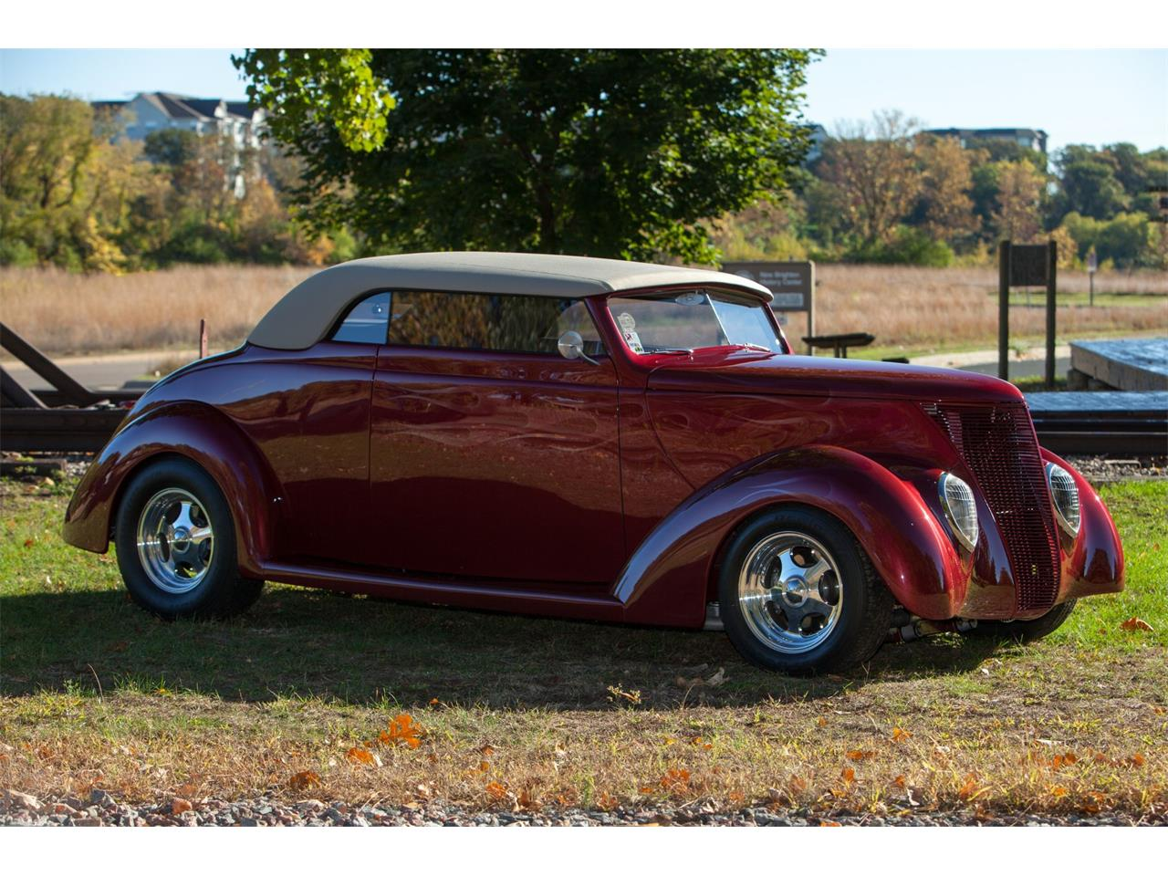 Large Picture of '37 Cabriolet - Q4PM