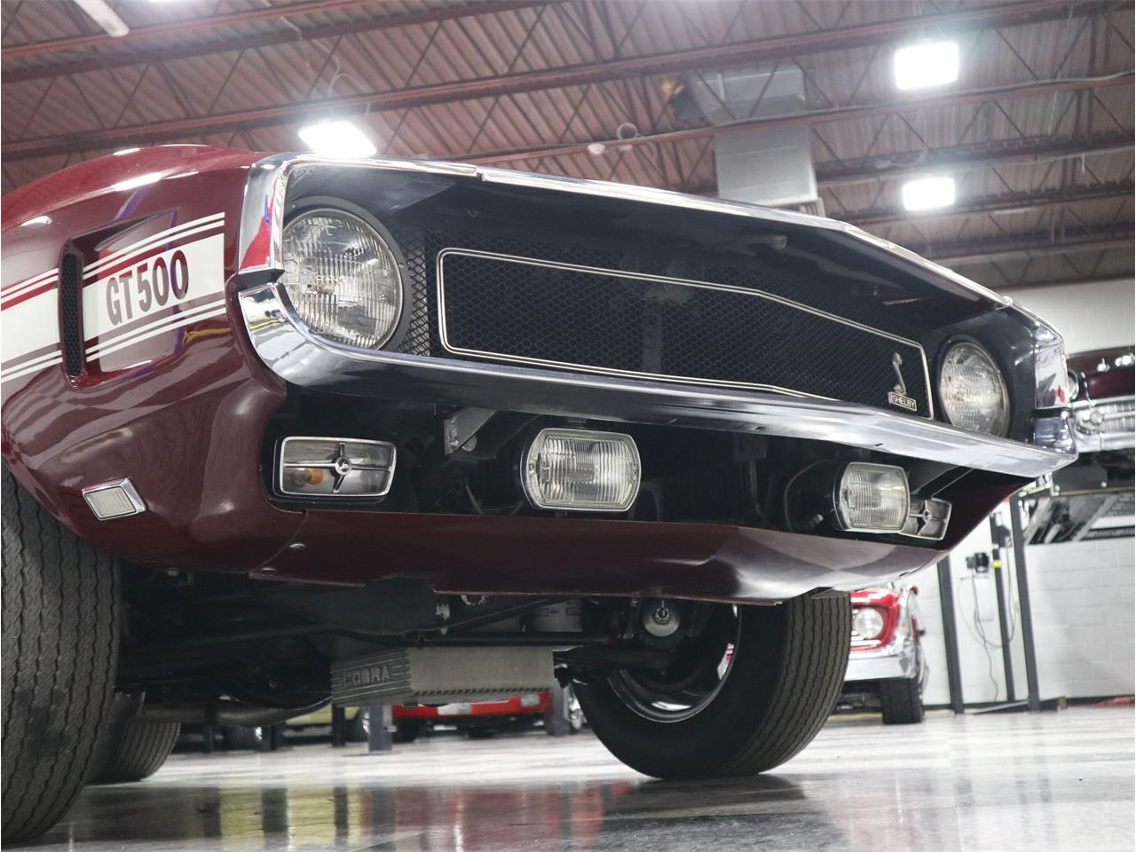 Large Picture of '69 Mustang Shelby GT500 - Q4PQ