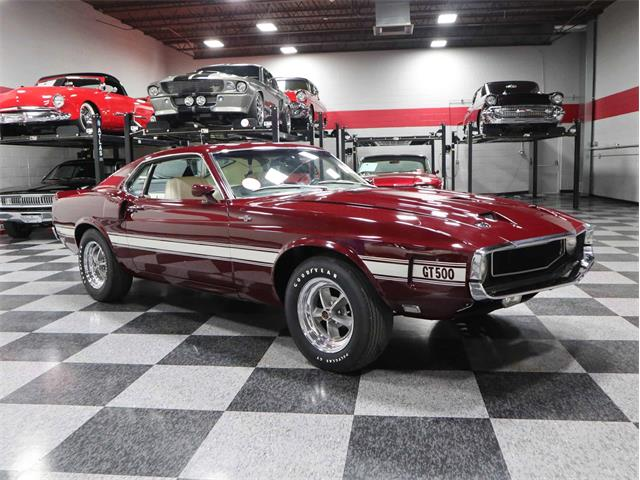 Picture of Classic '69 Ford Mustang Shelby GT500 - $229,087.00 Offered by  - Q4PQ