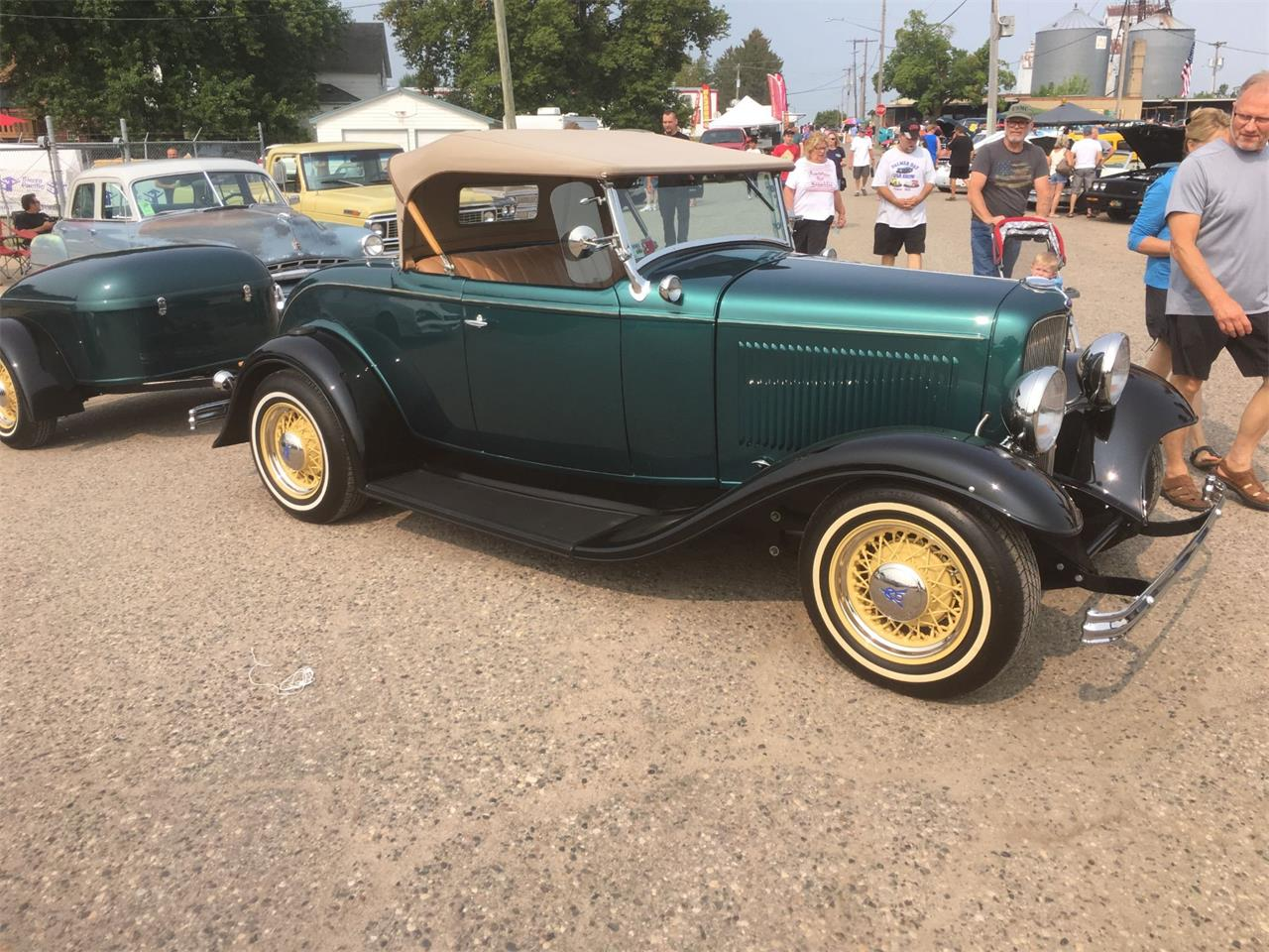 Large Picture of 1932 Ford Roadster located in Annandale Minnesota - $33,500.00 - Q4PX