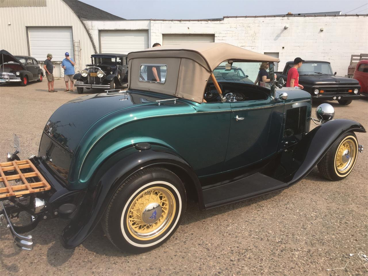 Large Picture of 1932 Ford Roadster located in Annandale Minnesota - Q4PX