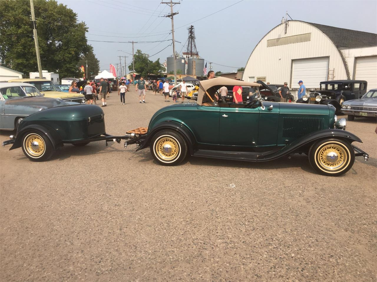 Large Picture of Classic 1932 Roadster located in Minnesota - $33,500.00 - Q4PX